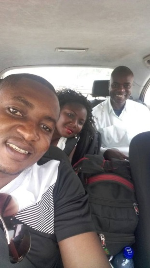 DRC team on its way to the GLF