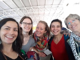 Italy, UK, France and Belgium ready for the travel to Global Learning Festival